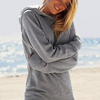 Fleece Oversized Hoodie - Victoria&#x27;s Secret