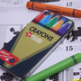Crayon iPhone 4 Decal Skin