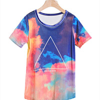 SakuraShop  Dream Star Short T-shirt