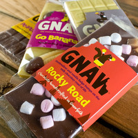 Gnaw Chocolate Bars at Firebox.com