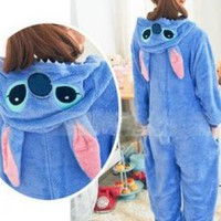 Kigurumi Fancy Hoodie Animal Unisex Costume Pajamas