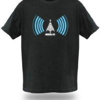 Wi-Fi Detector Shirt by ThinkGeek