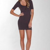 OBEY CLOTHING -  OBEY WAVES TUBE DRESS