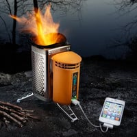 BioLite Camping Stove at Firebox.com
