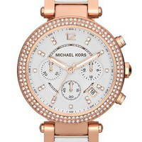 Michael Kors 'Parker' Chronograph Watch, 39mm | Nordstrom