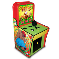The Genuine Whac-A-Mole Arcade Game - Hammacher Schlemmer