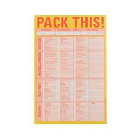 Knock Knock® for J.Crew packing list - needs a great escape - Women's the mother's day shop for the mom who... - J.Crew
