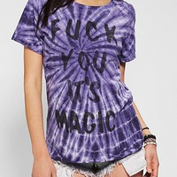 Feather Hearts Its Magic Tee