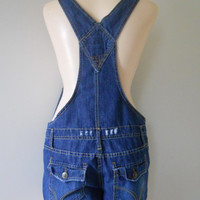 Womens Overalls Shorts Shortalls Jean Denim Romper Jumper Bathing Suit Cover Up