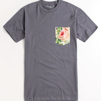 Lira Floral Pocket Tee at PacSun.com