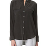 Equipment Slim Signature Blouse | SHOPBOP