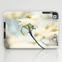 Love, the Dogwood iPad Case by Erin Johnson