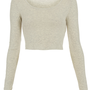 Long Sleeve Crop Tee - New In This Week - New In - Topshop USA