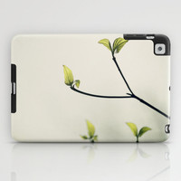 New Life iPad Case by Erin Johnson