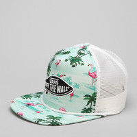 Urban Outfitters - Vans Pink Flamingo Trucker Hat