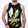 Wu-Tang Clan Killa Bee Tank Top - Black