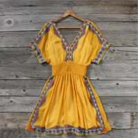 Dandelion Dress, Sweet Women's Country Clothing