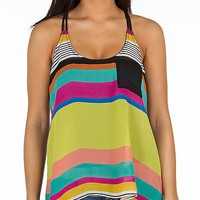 Daytrip Striped Tank Top - Women's Shirts/Tops | Buckle