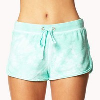 Tie-Dye Dolphin Shorts