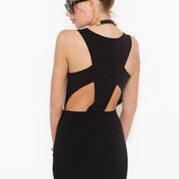 Emmy Cutout Dress - Black in Clothes Dresses at Nasty Gal
