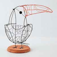 Anthropologie - Wire Toucan