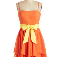 Chef's Table Dress in Citrus | Mod Retro Vintage Dresses | ModCloth.com