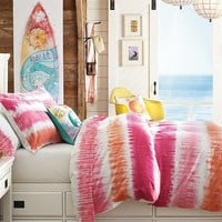 Oxford Tie Dye Bedroom