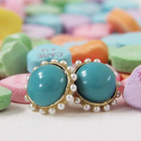 True Love Stud Earrings, Sweet Affordable Jewelry