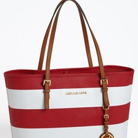 MICHAEL Michael Kors &#x27;Jet Set - Small&#x27; Travel Tote | Nordstrom