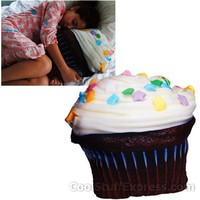 Yummy Cupcake Pillow