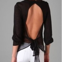 Backless Beauts