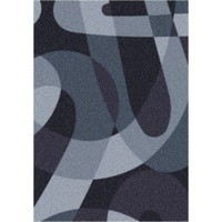 Milliken Modern Times Element Ebony Rug