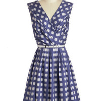 Kiss and Trellis Dress | Mod Retro Vintage Dresses | ModCloth.com