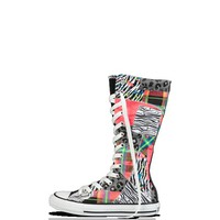 Converse - Chuck Taylor  X-Hi (Kids 4-12 yr) - X-Hi - Neon/Multi
