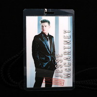 · • · JESSE McCARTNEY · THE OFFICAL STORE · Jesse Mac Tour Pass · • ·