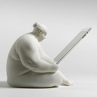 Venus of Cupertino iPad Docking Station by Scott Eaton for Venus Design Studio - Free Shipping