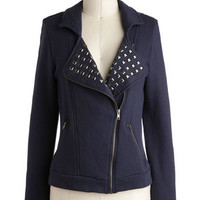 Keep Em on Their Motos Jacket | Mod Retro Vintage Jackets | ModCloth.com