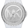 Michael Kors &#x27;Madison&#x27; Pav Logo Watch, 42mm | Nordstrom