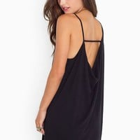 Domi Asymmetric Dress