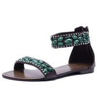 Casual Roman Beaded Sandals