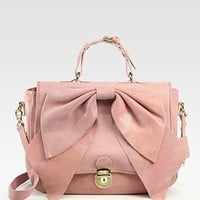 RED Valentino - Bow Top Handle Bag - Saks.com