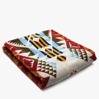 Pendleton / Oversized Jacquard Towel