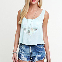 Kirra Laser Cut Swing Tank at PacSun.com