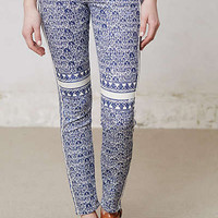 Anthropologie - Mother Looker Skinny Jeans