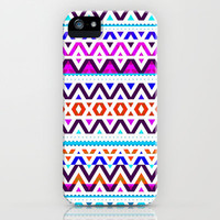 Neon Mix - Bright iPhone & iPod Case by Ornaart