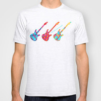 Feels Like Rock And Roll! T-shirt by Ornaart