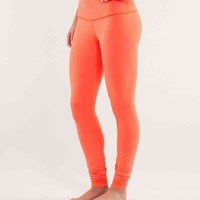 wunder under pant *silver | women's pants | lululemon athletica
