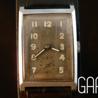 Vintage Art Deco Ancre watch