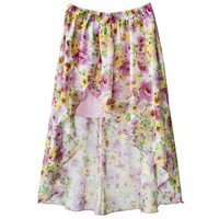 D-Signed Girls&#x27; Woven Skirt