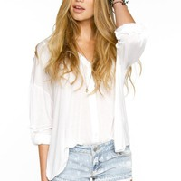 Brandy ♥ Melville |  Estelle top - Tops - Clothing